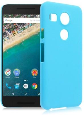Case Creation Back Cover for LG Google Nexus 5X H791, Nexus5X(Ocean Skyblue, Plastic) Flipkart