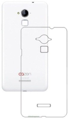 ShiningZon Back Cover for COOLPAD Dazen Note 3(Transparent, Silicon, Rubber) Flipkart