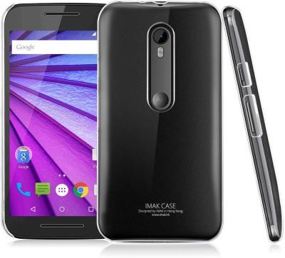 KJBD Back Cover for Motorola Moto G  3rd Generation  Transparent