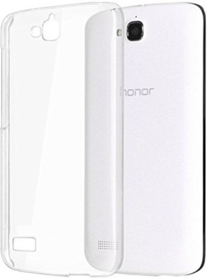 Noise Back Cover for Honor Holly 2 Plus(Transparent, Plastic)