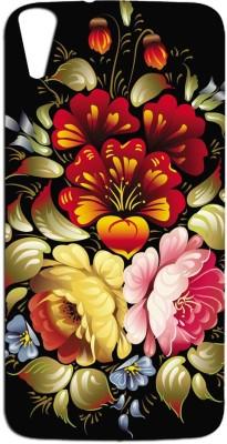 Furnish Fantasy Back Cover for HTC Desire 828, HTC Desire 828(Multicolor, Plastic)