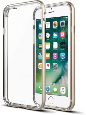 MTT Back Cover for Apple iPhone 7, Apple iPhone 8 Gold MTT Designer Cases   Covers