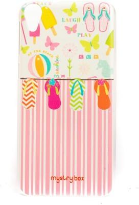 Mystry Box Back Cover for HTC Desire 820 Multicolor