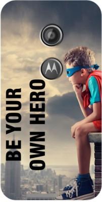 Zapcase Back Cover for Motorola Moto E (2nd Gen) 4G, Motorola Moto E (2nd Gen)3G(Multicolor)