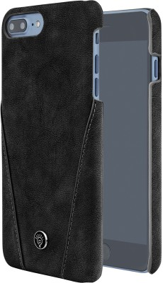 Parallel Universe Back Cover for Apple iPhone 7 Plus Black Parallel Universe Plain Cases   Covers