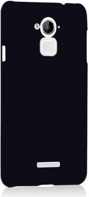 Top Grade Back Cover for COOLPAD Note 3 Plus(Black, Plastic)