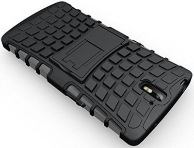 G.V.C. Back Cover for OnePlus One Black