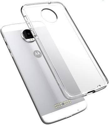Wellpoint Back Cover for Motorola Moto Z Play Transparent