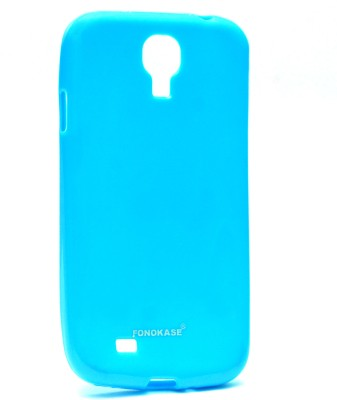 Fonokase Back Cover for SAMSUNG Galaxy S4(Peppy Blue)
