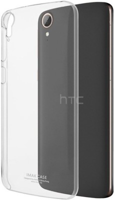 S Case Back Cover for HTC Desire 828(Transparent, Rubber)
