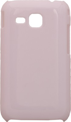 Iway Back Cover for Samsung C3312R/Rex 60(White)