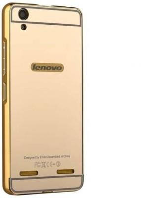 SHINESTAR. Back Cover for Lenovo A6000(GOLD-MIRROR, Plastic)