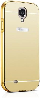 Samrat Back Cover for SAMSUNG Galaxy S5(Gold, Metal, Plastic)