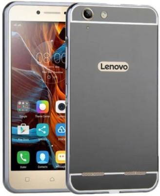 Jexter Back Cover for Lenovo Vibe K5 Note, Lenovo Vibe K5 Plus(Silver, Metal, Plastic) Flipkart