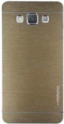 Motomo Back Cover for Samsung Galaxy On7(Gold, Metal, Plastic) Flipkart