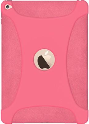 Amzer Back Cover for Apple iPad Air 2(Pink, Rubber) Flipkart