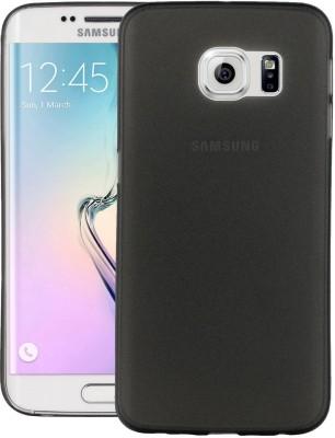 ZEDAK Back Cover for Samsung Galaxy S6 Edge Black