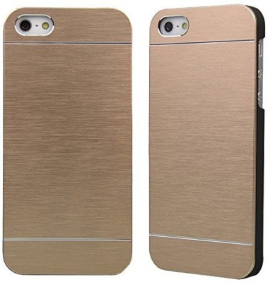 Micomy Back Cover for Apple iPhone 6S(Golden, Metal) Flipkart