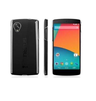Case Creation Back Cover for LG Google Nexus 5 2014(Transparent, Silicon) Flipkart
