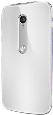 SSV Back Cover for Motorola Moto G  3rd Generation  Transparent