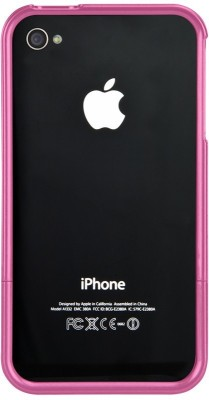 GECKO Back Cover for iphone4S, 4 Pink
