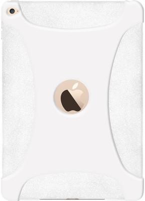 Amzer Back Cover for Apple iPad Air 2(White, Rubber) Flipkart