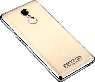 Maxbell Back Cover for Mi Redmi Note 3(Rose Gold, Flexible Case)