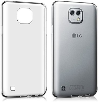 Case Creation Back Cover for LG X cam K580(Transparent, Silicon) Flipkart