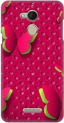 SWAGMYCASE Back Cover for COOLPAD Note 5(Multicolor, Plastic)