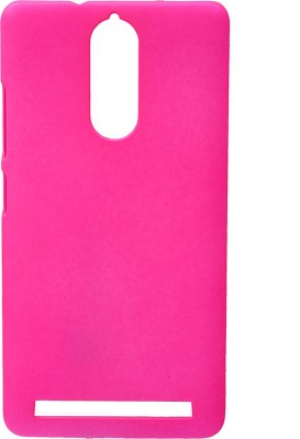 KartV Back Cover for Lenovo Vibe K5 Note(Hot Pink)