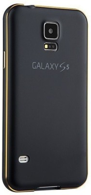 Kapa Back Cover for SAMSUNG Galaxy S5(Black, Metal, Plastic) Flipkart
