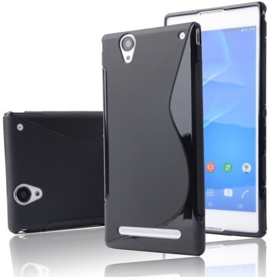 24/7 Zone Back Cover for Sony Xperia C3 Black