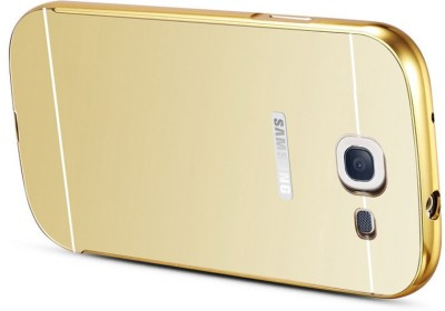 Uni Mobile Care Back Cover for Samsung Galaxy Note IIN7100(gold, Metal)