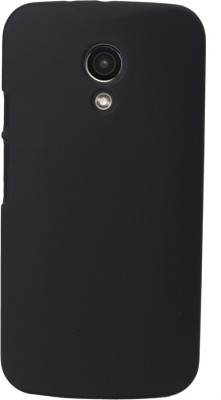 RDcase Back Cover for Motorola Moto G  2nd Generation  Black