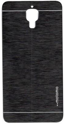 Motomo Back Cover for Xiaomi MI4 (Smooth Black)