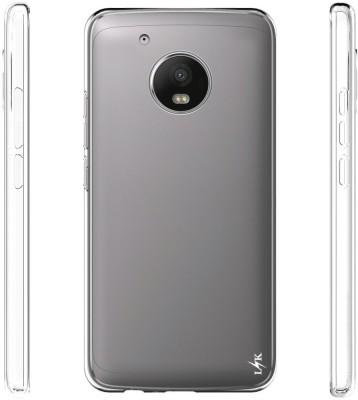 Carrywrap Back Cover for Motorola Moto G5s Plus Transparent