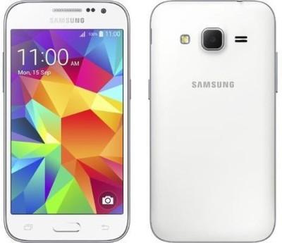 2010 Kharido Back Cover for Samsung Galaxy Core Prime Transparent