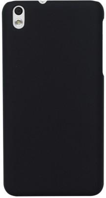 MPE Back Cover for HTC Desire 816G Dual(Black, Plastic)