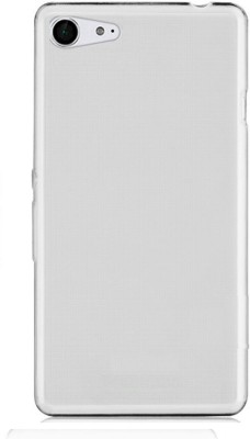 S Case Back Cover for Apple iPhone 5s(Transparent, Rubber)