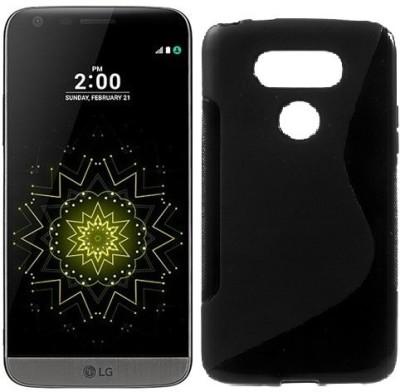 Wellpoint Back Cover for LG G5  Rubber Case  Black