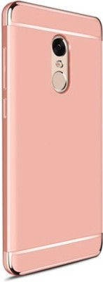 Sajni Creations Back Cover for Mi Redmi Note 3 Gold