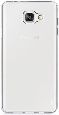 Cover Alive Back Cover for SAMSUNG Galaxy On Nxt Transparent