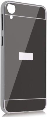 GadgetM Back Cover for HTC Desire 820 Dual Sim(Black, Metal, Plastic) Flipkart