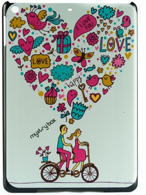 Mystry Box Back Cover for Apple iPad 5 / iPad Air 5th Gen (9.7 inch)(Multicolor)