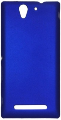 SSS Back Cover for Sony Xperia C3 Blue