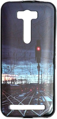Gizmofreaks Back Cover for Asus Zenfone 2 Laser ZE500KL(Multi Colour, Plastic)