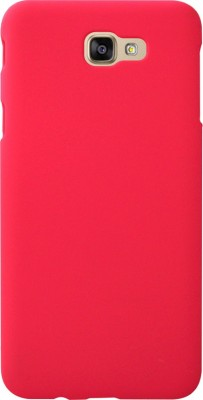 COVERNEW Back Cover for Samsung Galaxy J5 Prime Pink