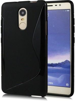 iCopertina Back Cover for Mi Redmi Note 4 Black