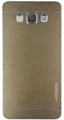 Motomo Back Cover for Samsung Galaxy On7(Gold, Metal) Flipkart