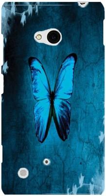 Treecase Back Cover for Nokia Lumia 720(Multicolor, Plastic)